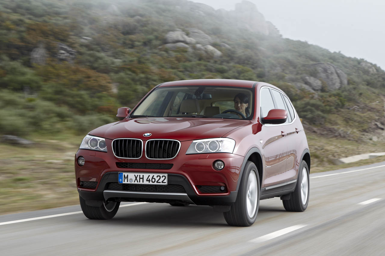 Bmw Recalls 2011 X3 Due To Power Steering Issues