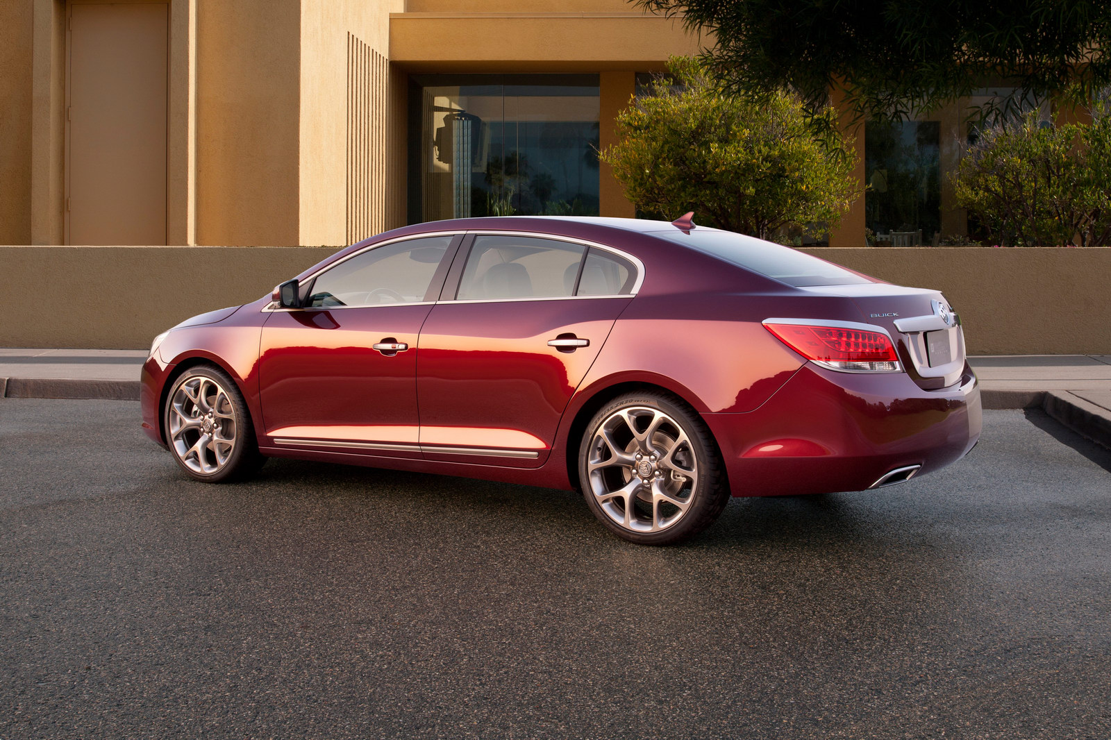 2011 Buick Lacrosse Gl Concept To Debut At La Auto Show