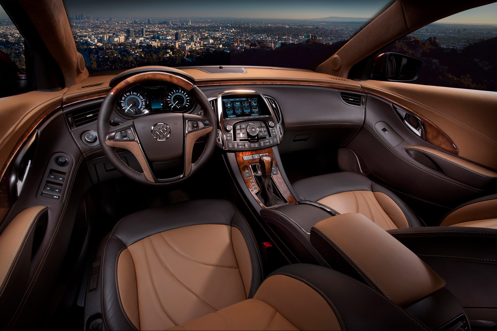 2011 Buick LaCrosse GL Concept to Debut at LA Auto Show ...