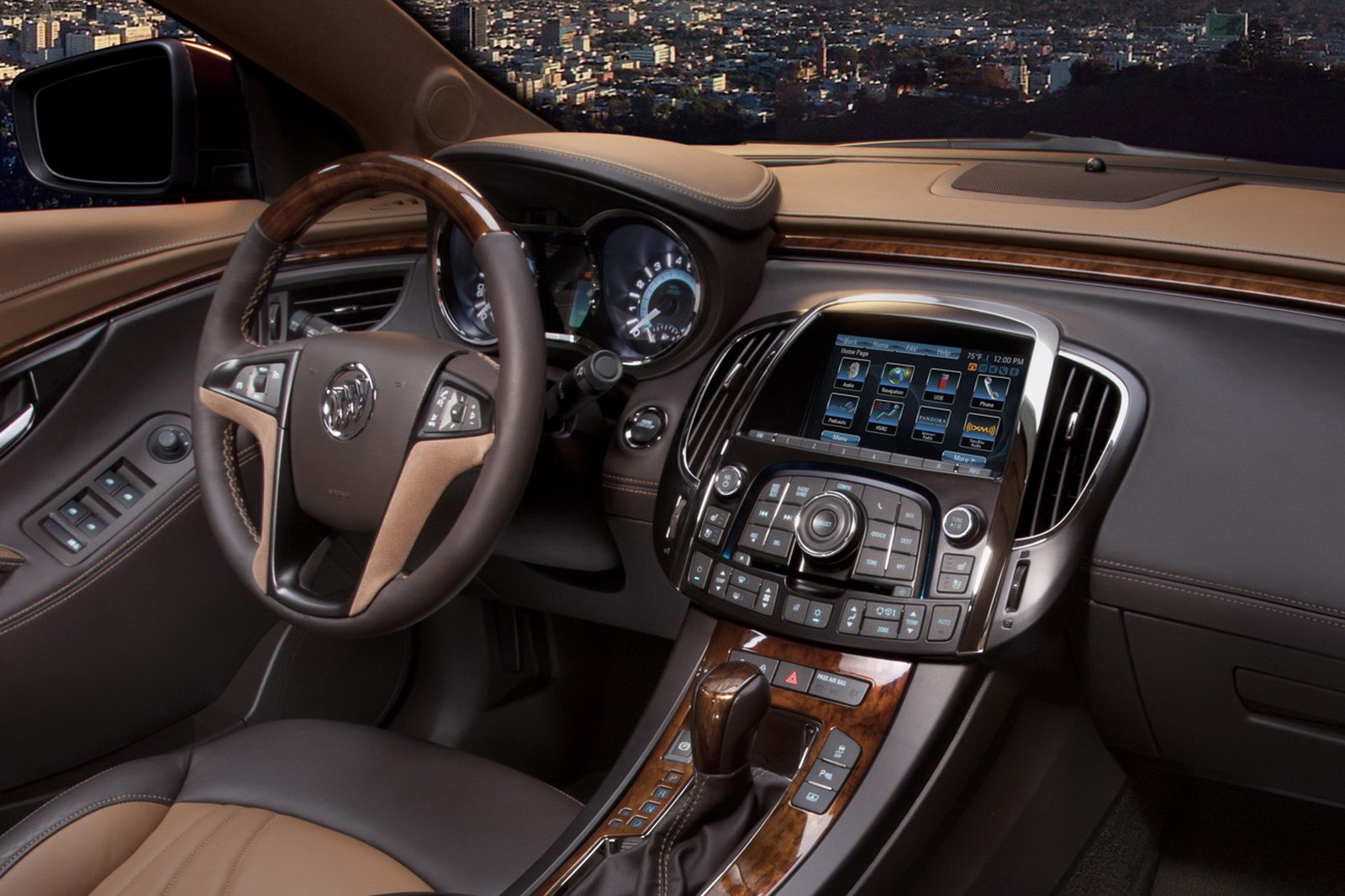 2011 Buick Lacrosse Gl Concept To Debut At La Auto Show Autoevolution