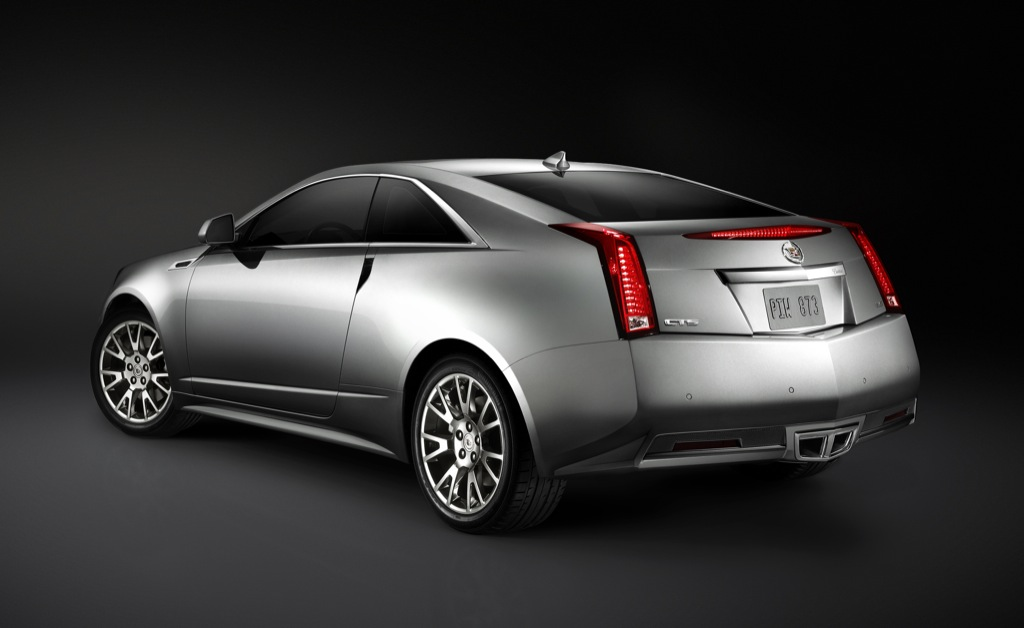 2011 cadillac cts coupe pricing announced autoevolution. Black Bedroom Furniture Sets. Home Design Ideas