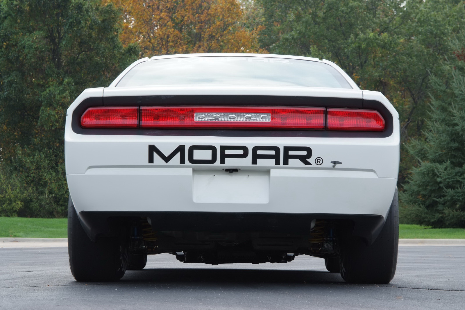 2011 Dodge Challenger Drag Pak Receives Viper Engine