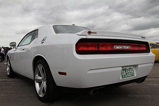 2011 Dodge Challenger Gets Kowalski Edition Vanishing