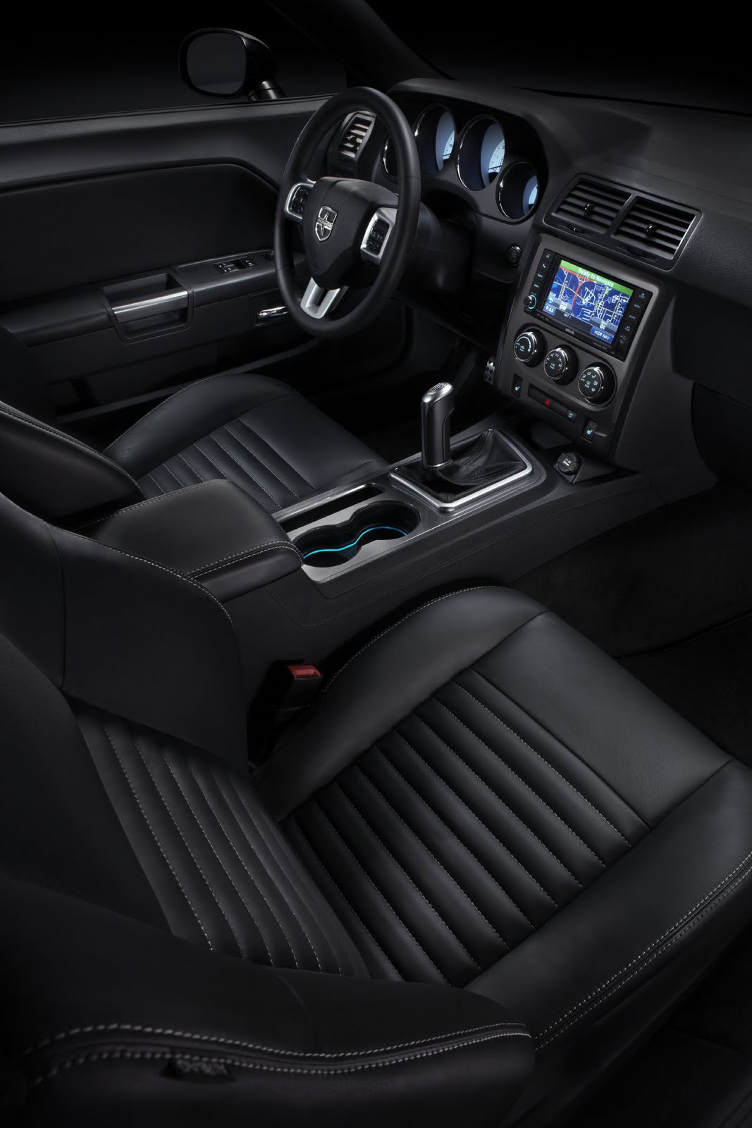 2011 Dodge Challenger Is More Imposing Than Ever