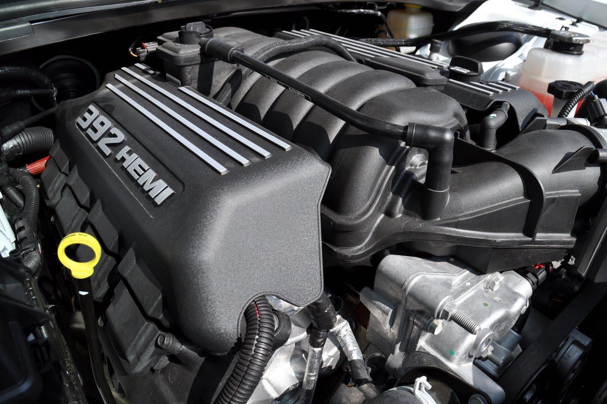 2011 Dodge Challenger Srt8 392 Inaugural Edition Arrives