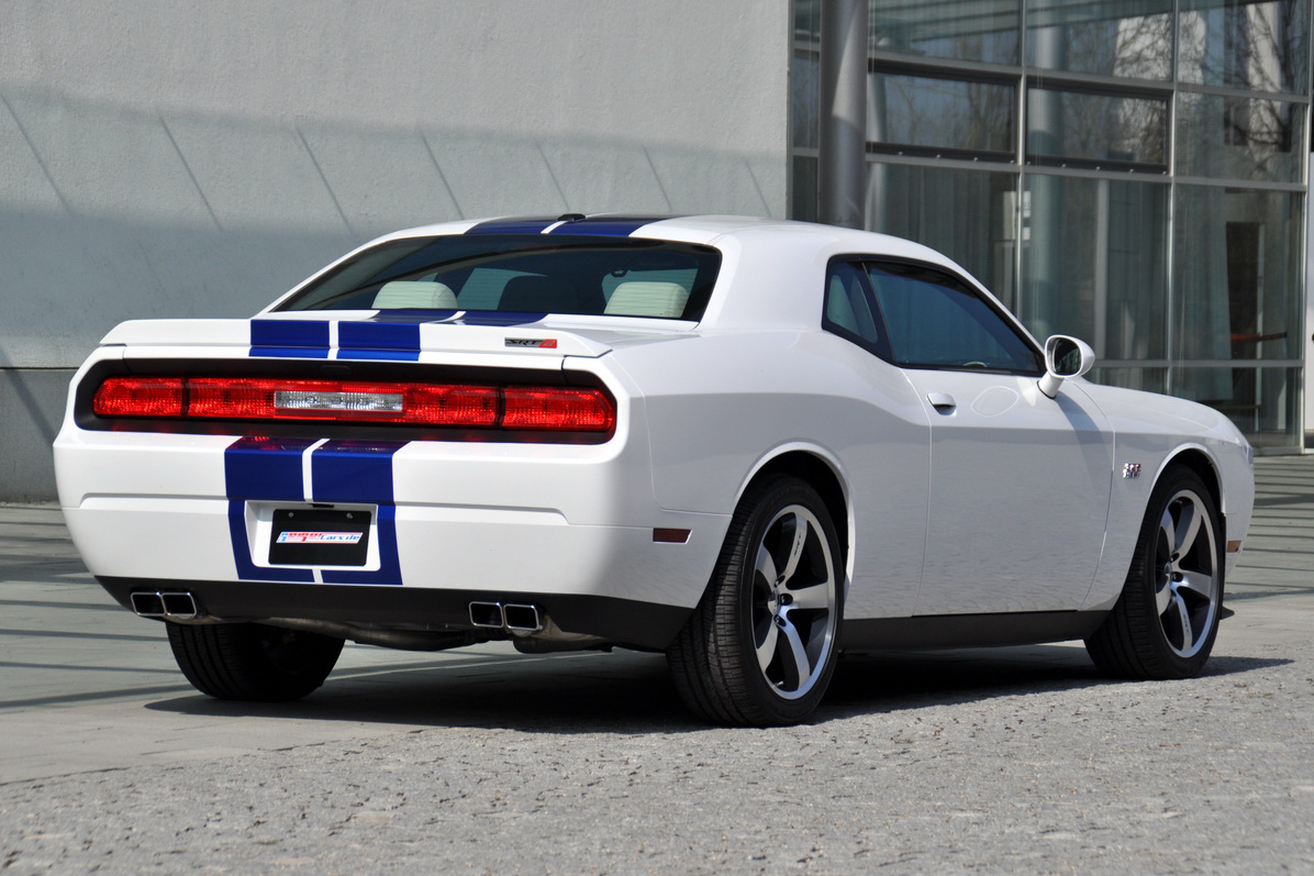 2011 Dodge Challenger Srt8 392 Inaugural Edition Arrives