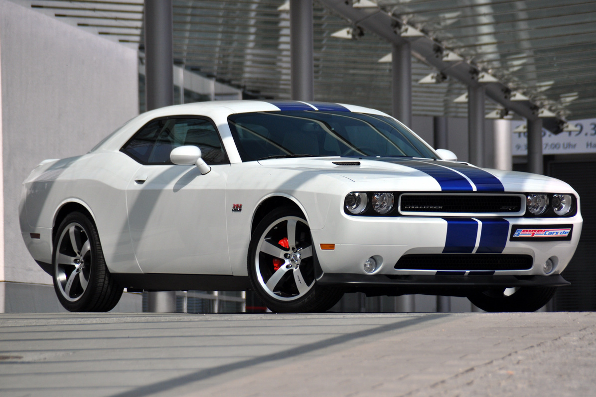 2011 dodge challenger st8 392 inaugural edition