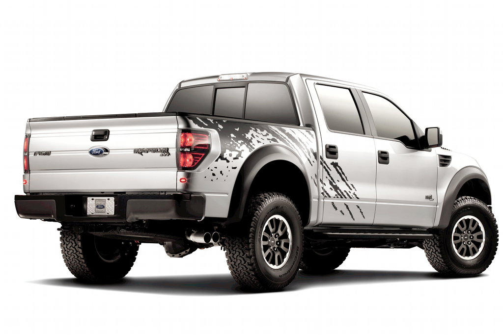 2011 ford f 150 svt raptor presented autoevolution. Black Bedroom Furniture Sets. Home Design Ideas