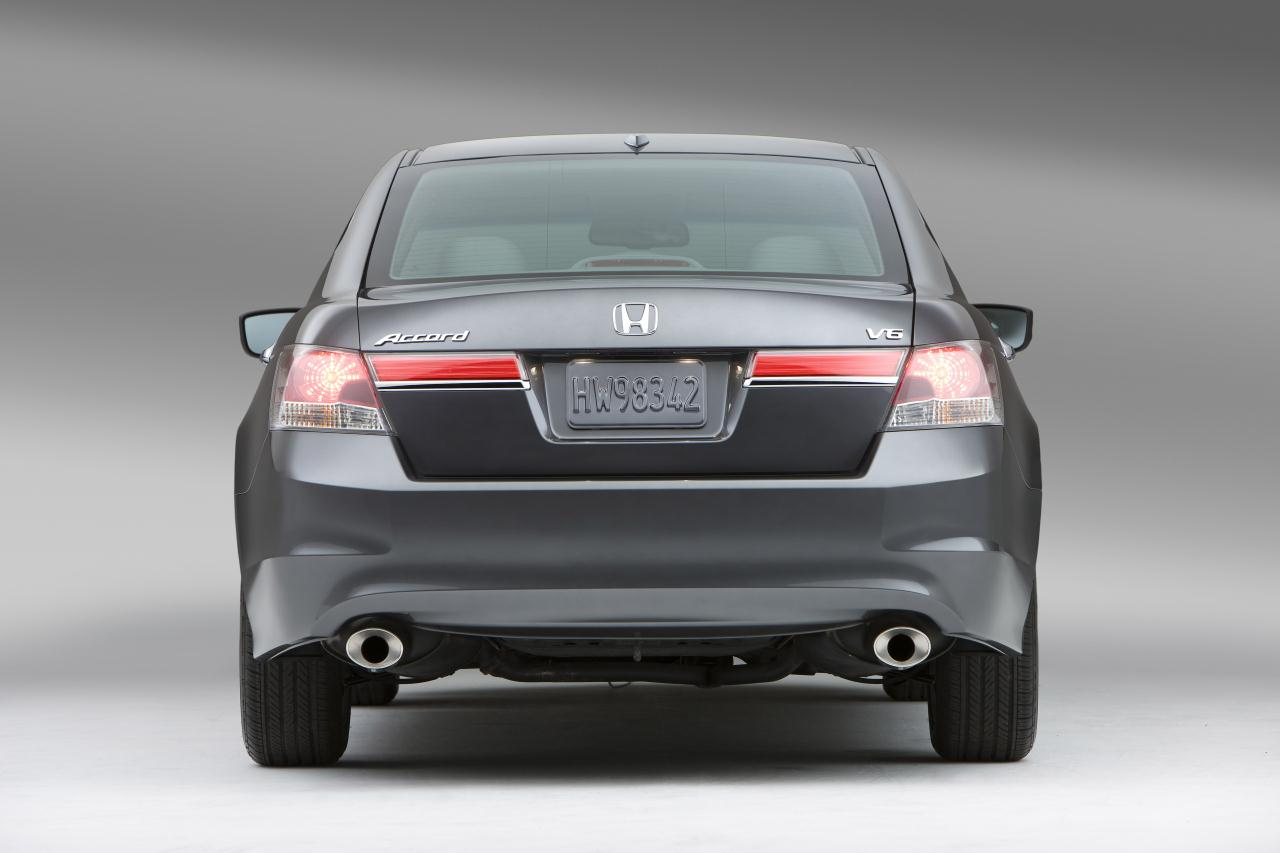 2011 Honda Accord Facelift Official Photos And Info