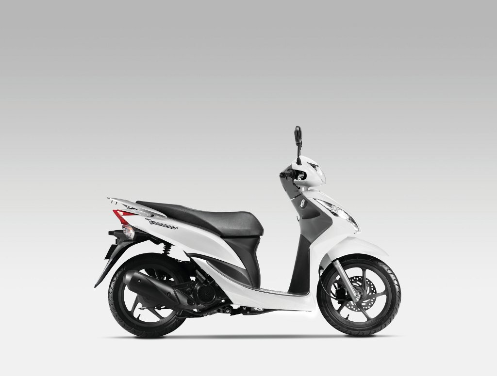 2011 Honda Vision 110 Scooter Launched [Gallery ...