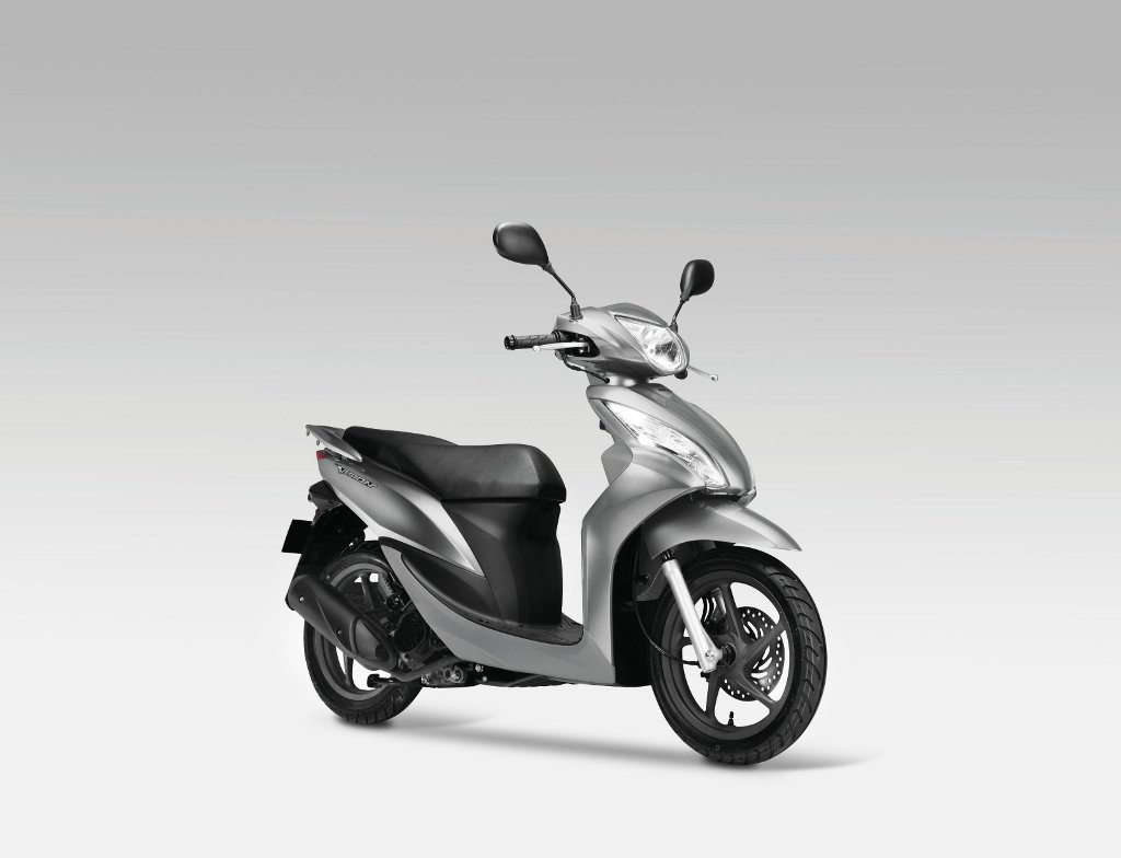 2011 Honda Vision 110 Scooter Launched Gallery