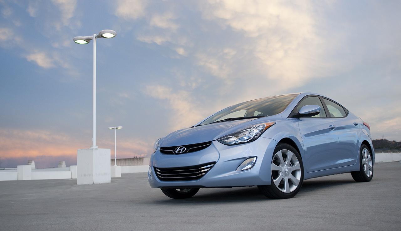 2011 Hyundai Elantra Revealed