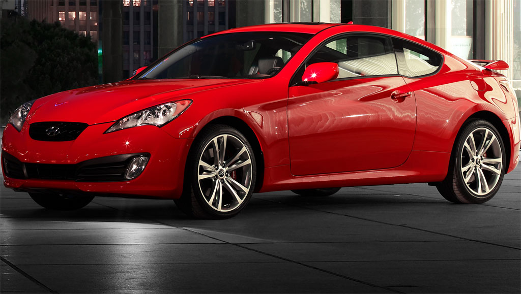 2011 Hyundai Genesis Coupe Gets 3 8 R Spec Model