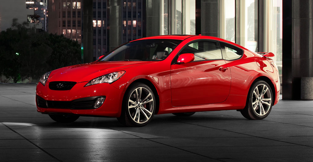 2011 hyundai genesis coupe gets 3 8 r spec model autoevolution. Black Bedroom Furniture Sets. Home Design Ideas