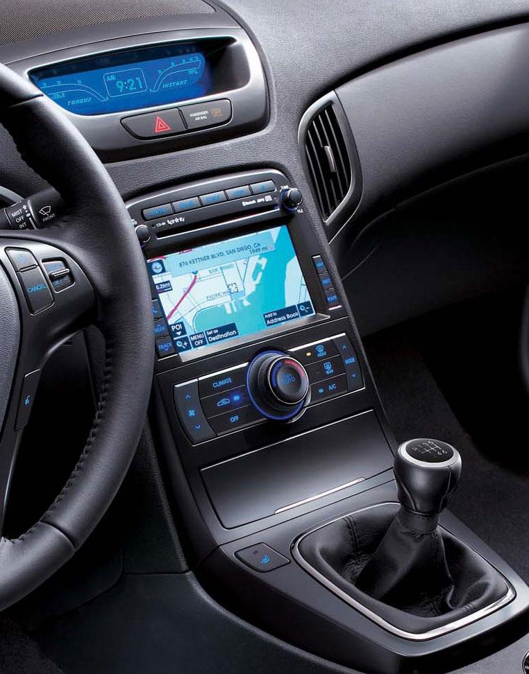 2011 Hyundai Genesis Coupe Gets 3 8 R Spec Model