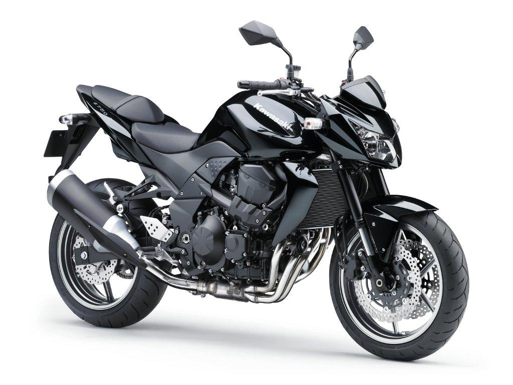 2011 Kawasaki Z750 Gets New Colors Autoevolution