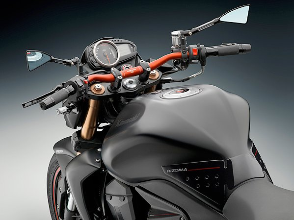 2011 Kawasaki Z750r Gets Rizoma Styling Kit Autoevolution