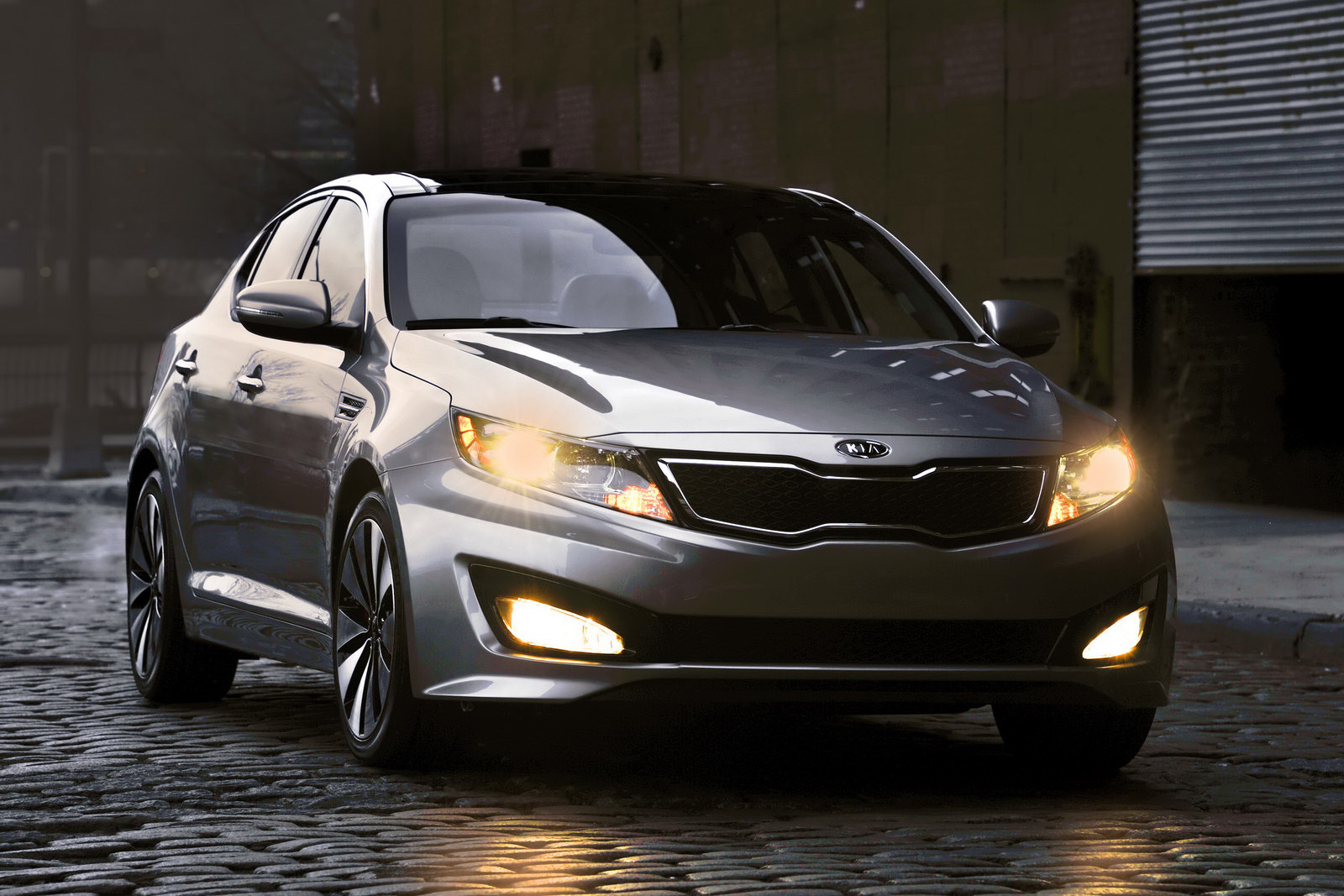 Kia Optima: Starting the Engine