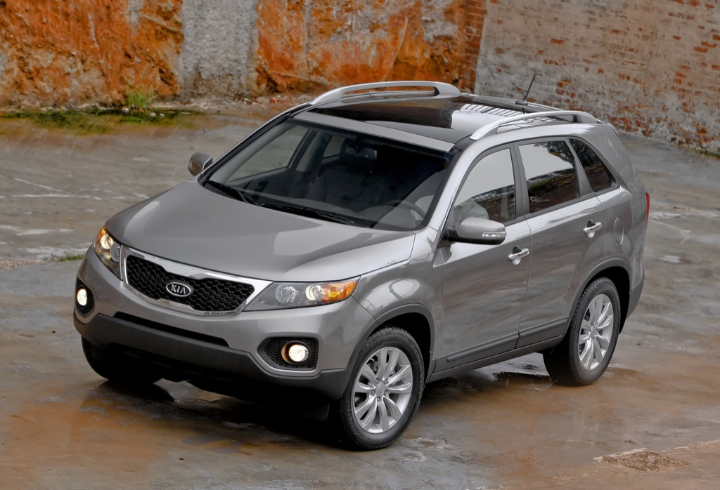 2011 kia sorento pricing unveiled autoevolution. Black Bedroom Furniture Sets. Home Design Ideas