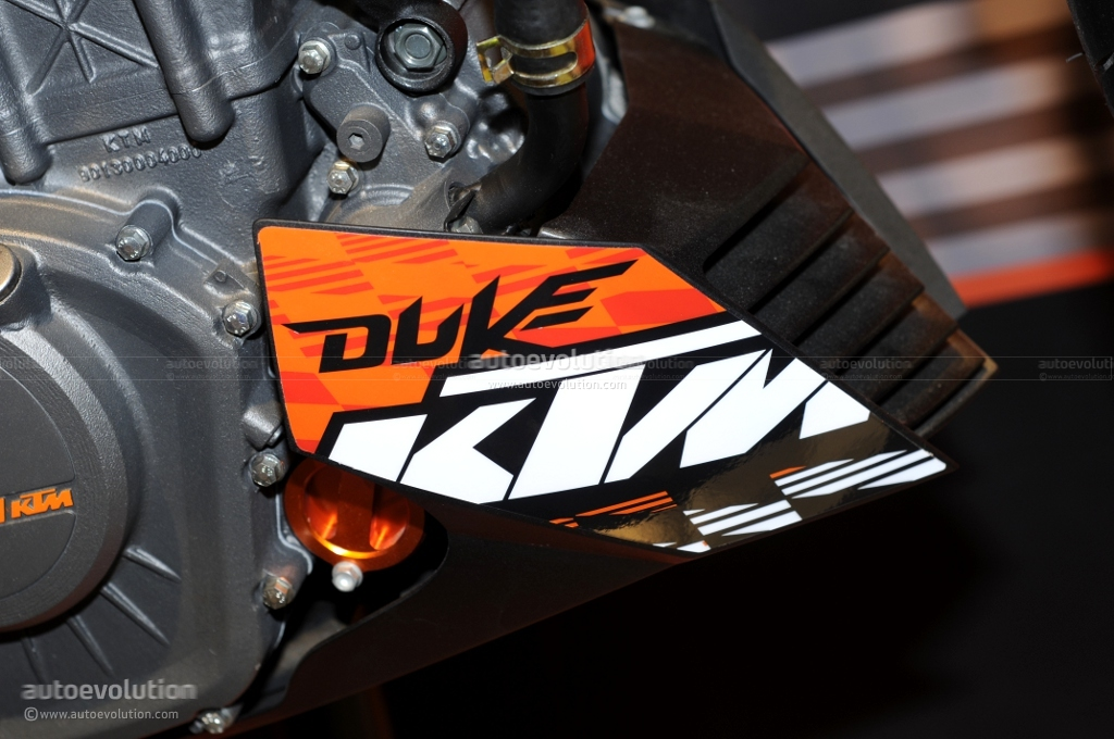 Eicma 2010 Ktm 125 Duke Live Photos Autoevolution