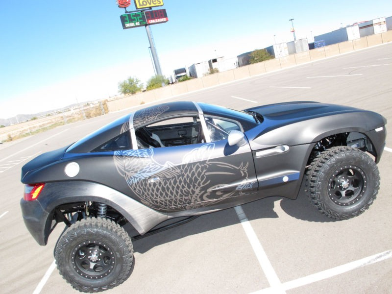 Local Motors Rally Fighter >> 2011 Local Motors Rally Fighter for Sale on eBay - autoevolution