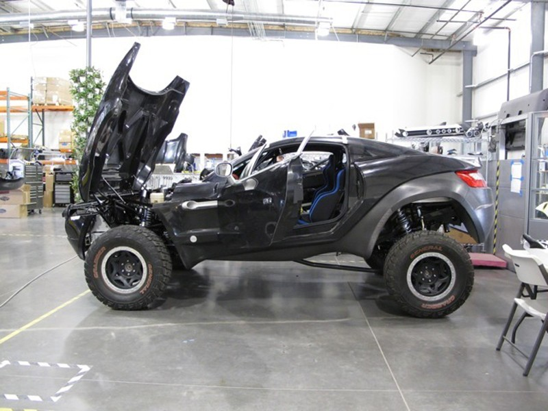 2011 Local Motors Rally Fighter for Sale on eBay ...