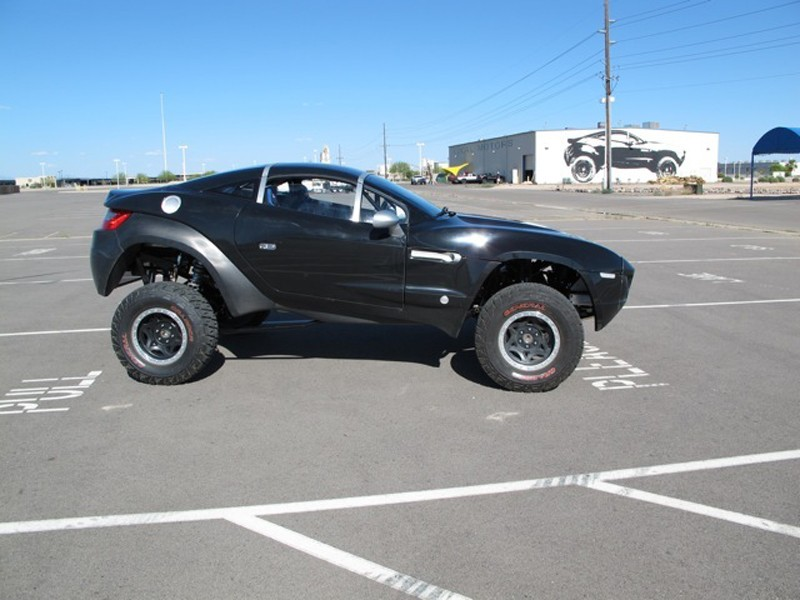2011 Local Motors Rally Fighter for Sale on eBay  autoevolution