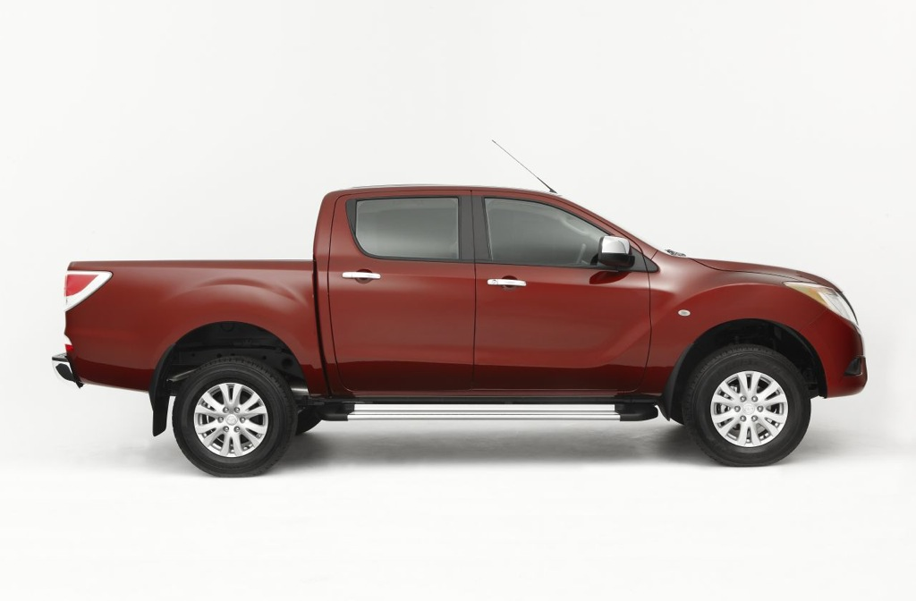 Mazda Bt  New Car