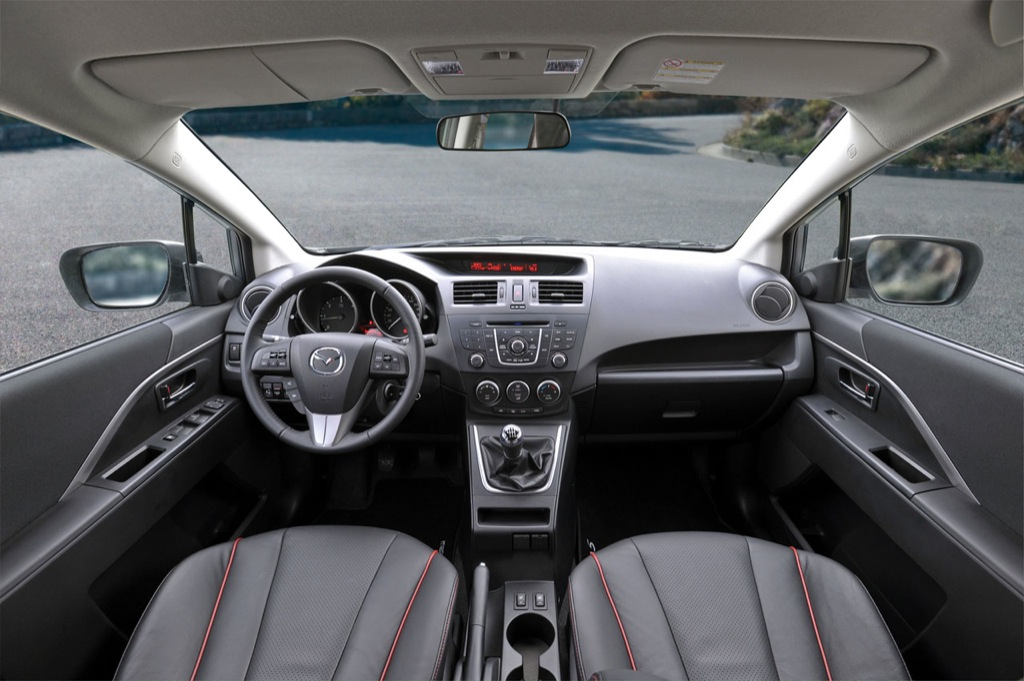 2011 Mazda5 Compact Van Gets New 1 6l Diesel Unit
