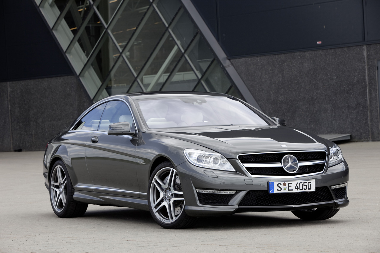 2011 mercedes cl63 amg and cl65 amg official info and pictures 1 - 2010 Mercedes Benz Cl63 Amg