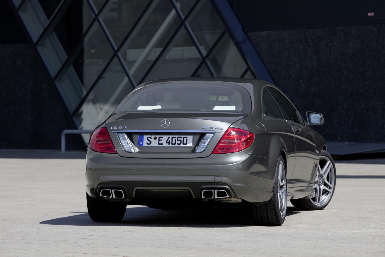 2011 mercedes cl63 amg and cl65 amg official info and pictures autoevolution. Black Bedroom Furniture Sets. Home Design Ideas