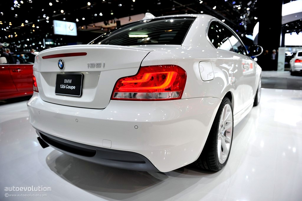 2011 Naias Refreshed Bmw 135i Coupe And 128i Convertible