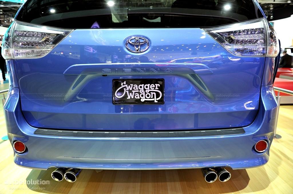 ... Toyota Sienna Swagger Wagon ...
