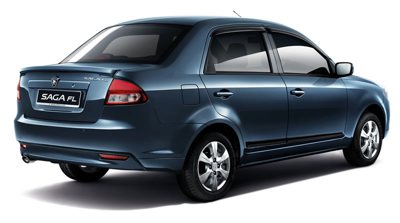 Volkswagen Group Latest Models >> 2011 Proton Saga FL Launched in Malaysia - autoevolution