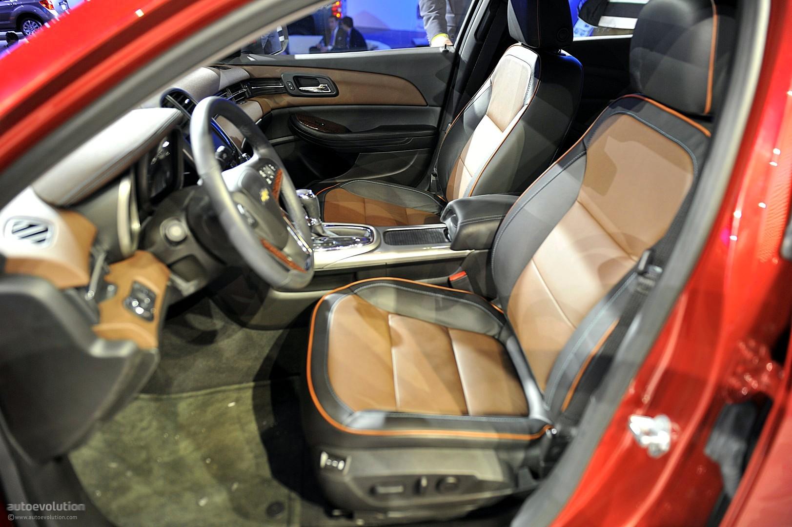Malibu 2011 chevy malibu seat covers : 2011 NYIAS: 2013 Chevrolet Malibu [Live Photos] - autoevolution