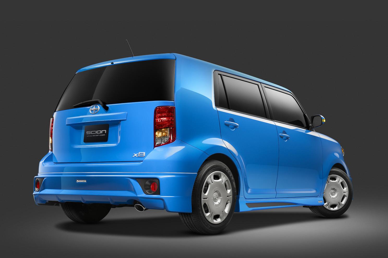 scion xb rs la auto brought special autoevolution unveils cars release