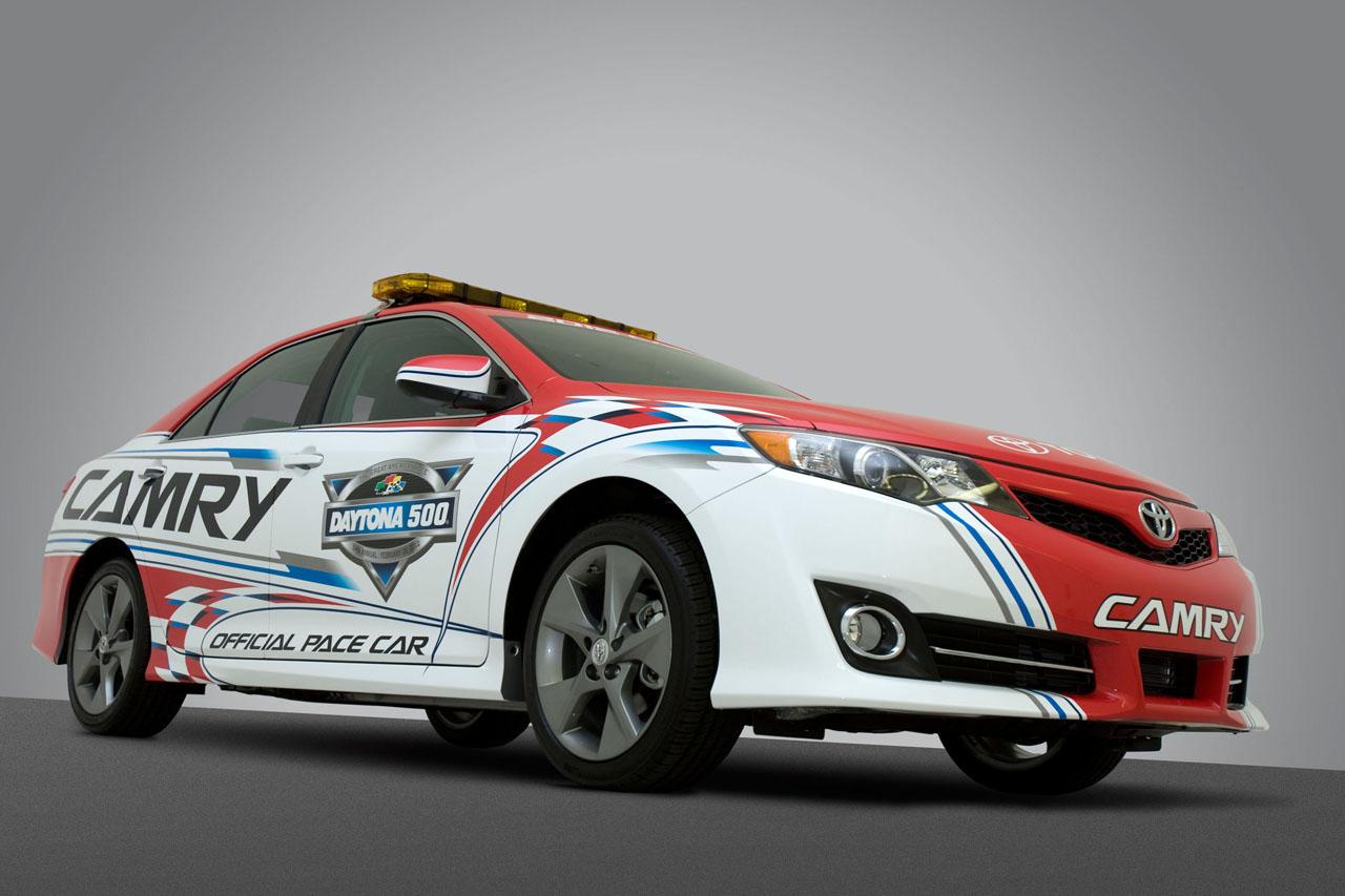 2011 Sema 2012 Toyota Camry Daytona 500 Pace Car Autoevolution