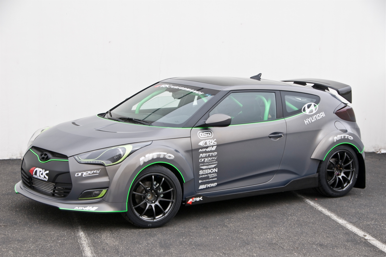 Ark Hyundai Genesis Coupe Previewed Autoevolution