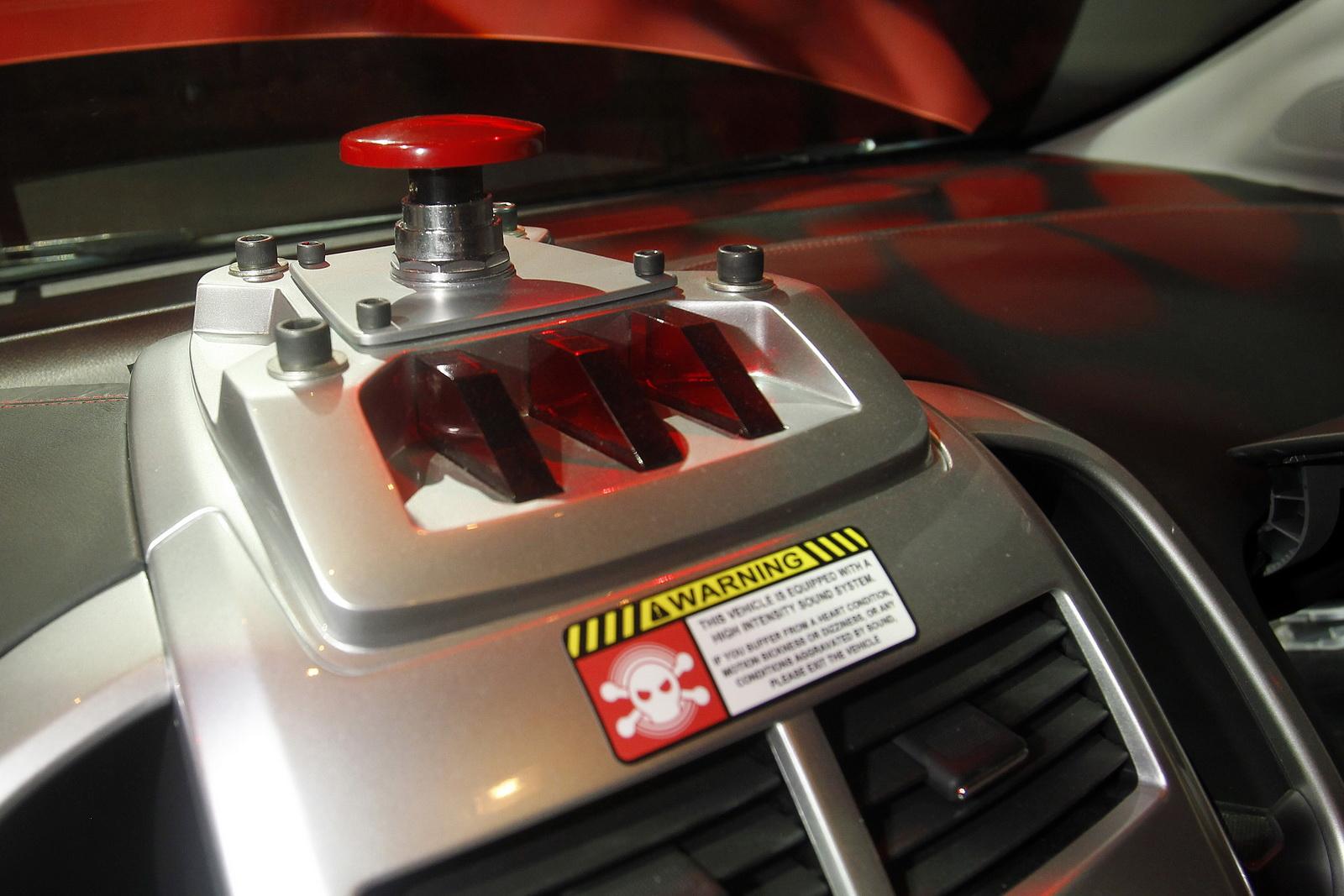 2011 Sema Chevrolet Sonic Boom Autoevolution