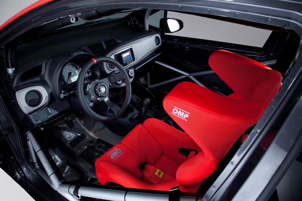 2018 Toyota Tacoma Spec >> 2011 SEMA: Toyota Yaris B-Spec Club Racer - autoevolution