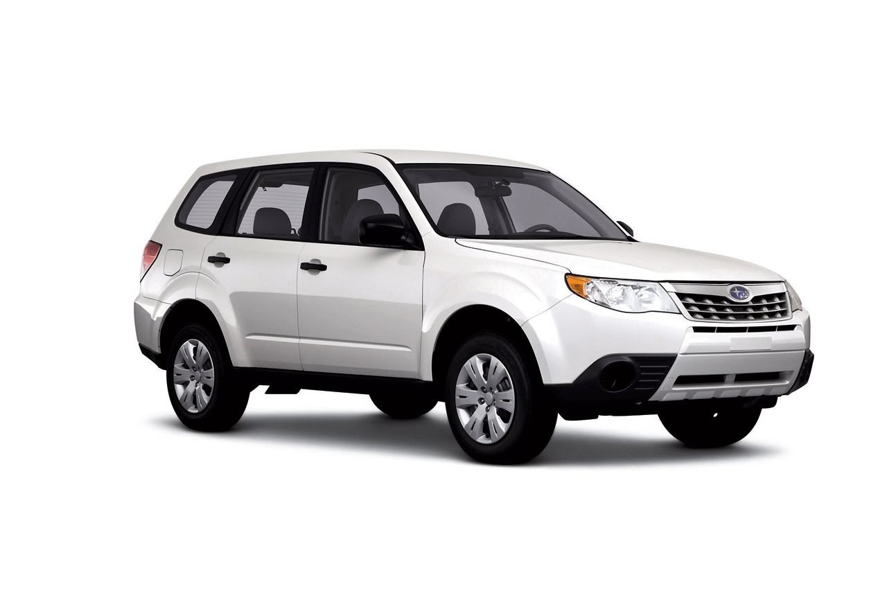 All Types 2011 forester : 2011 Subaru Forester Images Released - autoevolution