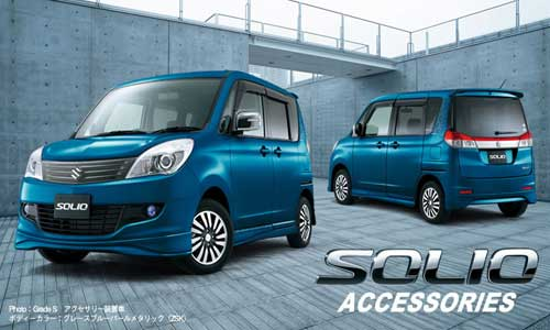 Box Shaped Cars >> 2011 Suzuki Solio Launched in Japan - autoevolution