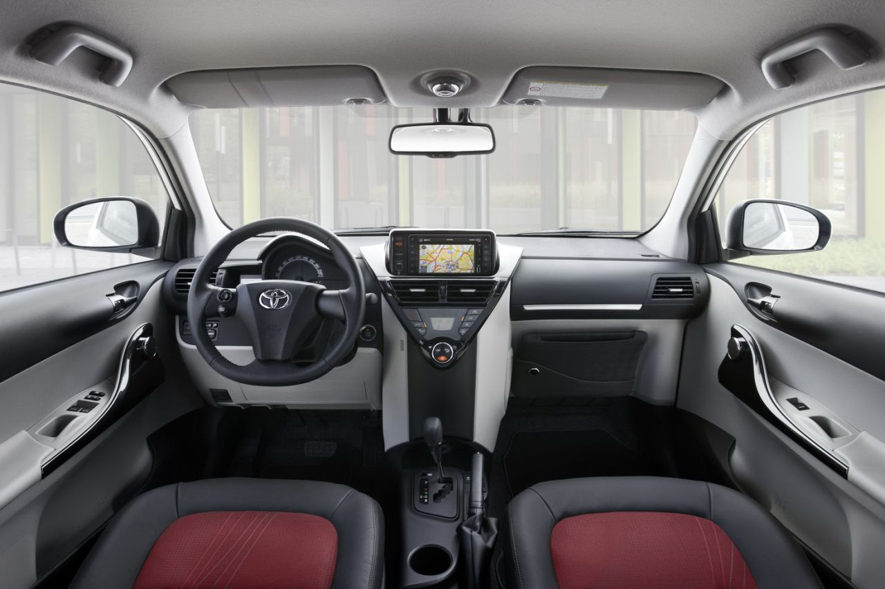 2011 toyota iq images released   autoevolution