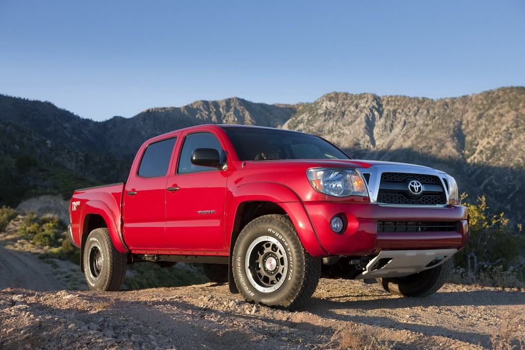 2011 toyota tacoma gets tx and tx pro performance packages. Black Bedroom Furniture Sets. Home Design Ideas