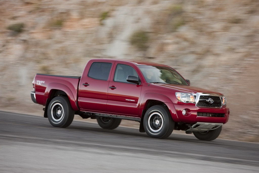 ... 2011 Toyota Tacoma TX And TX Pro Packages Photo ...