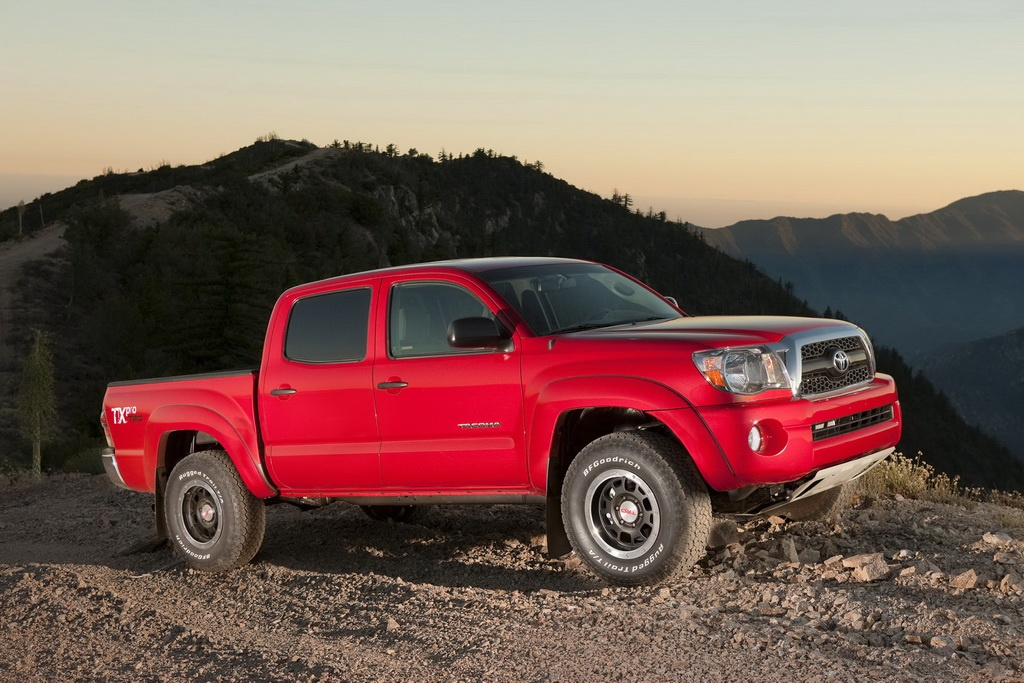 2011 Toyota Tacoma Gets Tx And Tx Pro Performance Packages