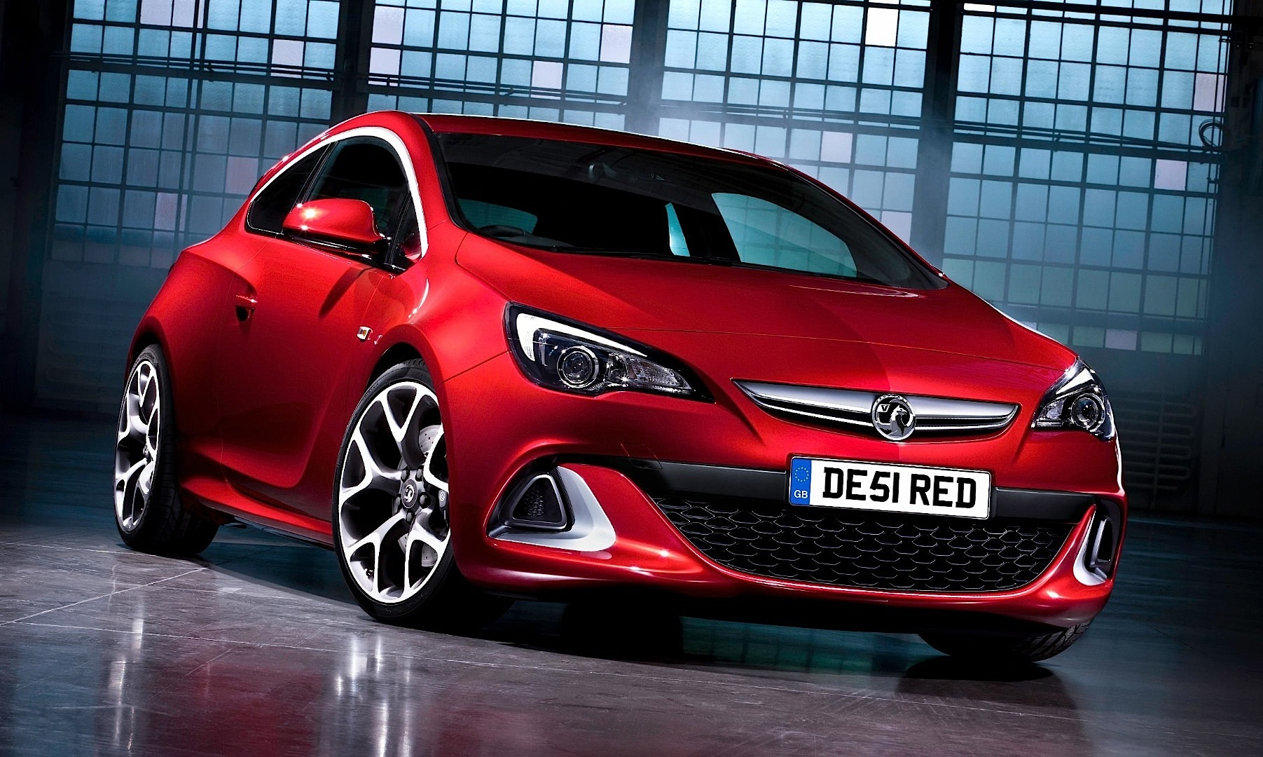2011 Vauxhall Astra VXR Official Info and Photos ...