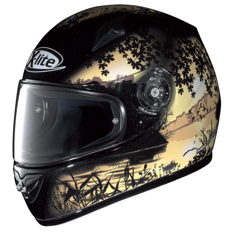 Full Motorcycle Helmet >> 2011 X-lite Helmet Range Expands in the UK - autoevolution