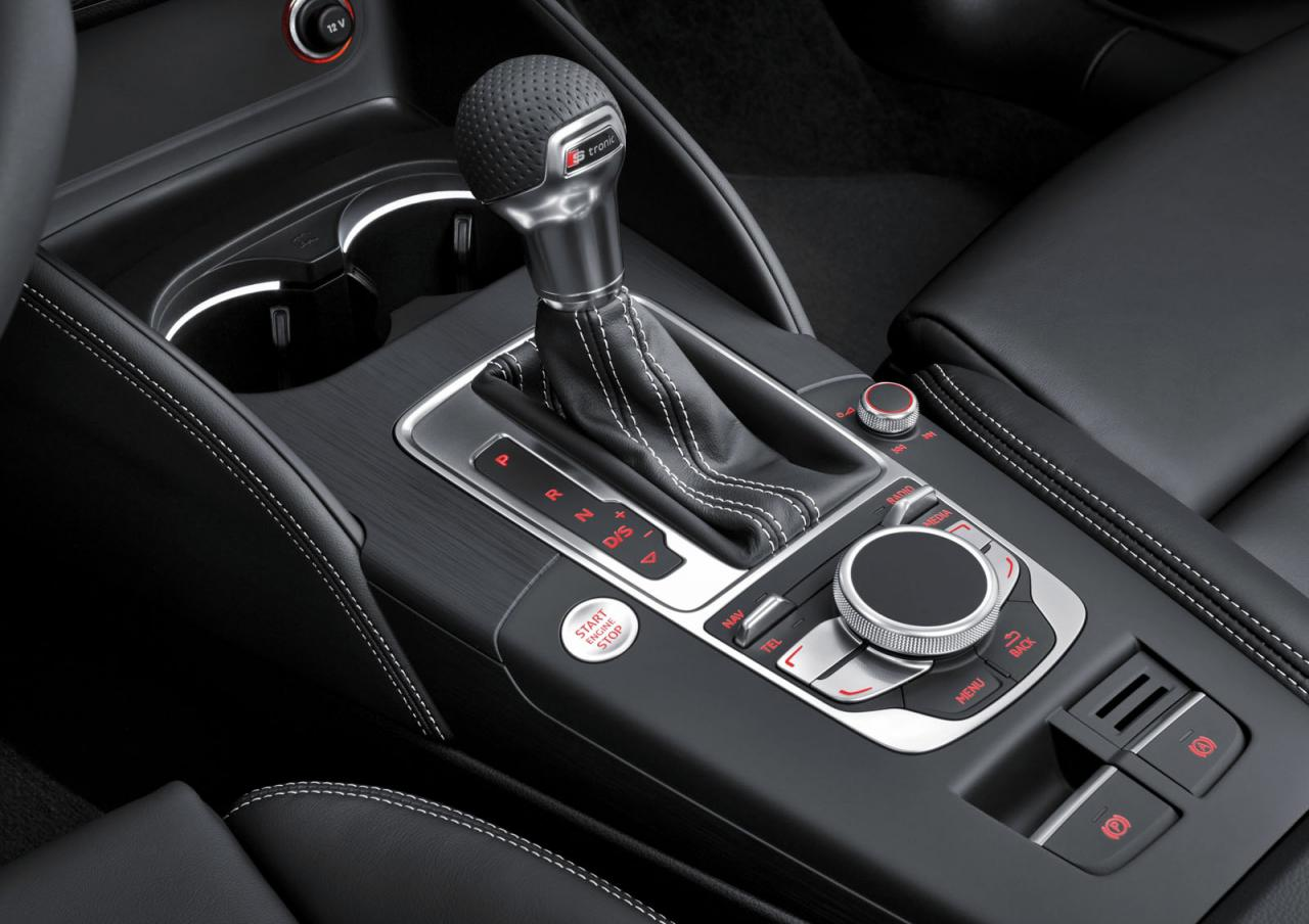 2012 audi a3 interior revealed autoevolution. Black Bedroom Furniture Sets. Home Design Ideas