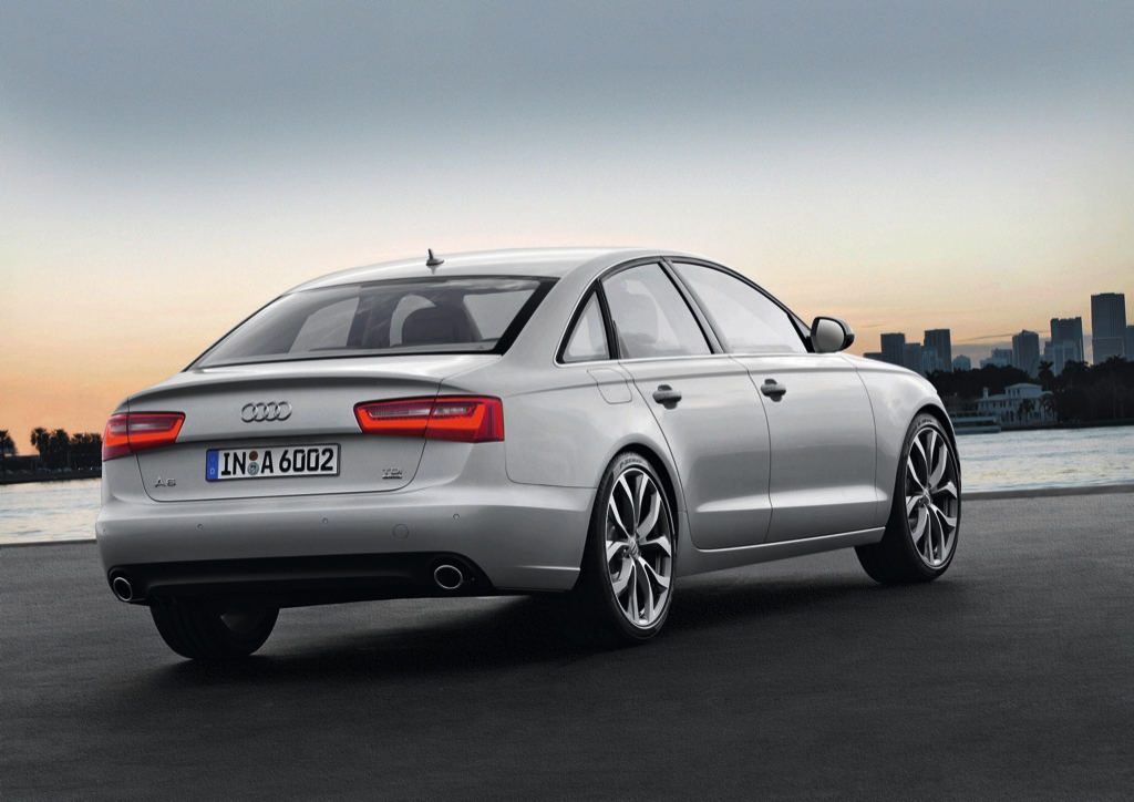 2012 audi a6 official specs and images autoevolution. Black Bedroom Furniture Sets. Home Design Ideas